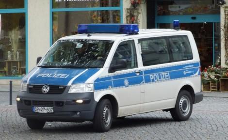 Der Polizeibericht