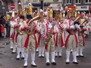 Karneval in Köln (Foto. Neva Micheva)
