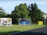 Landtagswahlkampf: Plakatkontrolle