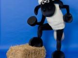"""""""Shaun, das Schaf"""" in der Nudelbude"""