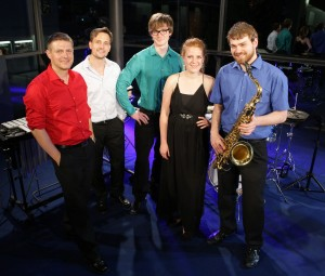 """Good Vibrationzz"" (Foto: Elbland Philharmonie Sachsen)"