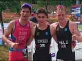Cross-Triathlon: Jonas Held wird Vize-Europameister