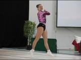 Sportaerobic: Luisa Riedel bei der WM in San Diego