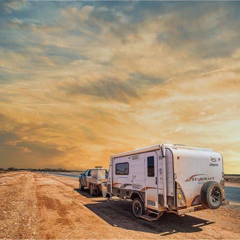 Ausstattung von Wohnwagen: Der Schwerpunkt entscheidet über Fahrsicherheit